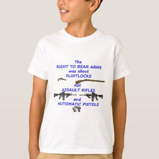 Das Recht, Arme zu tragen T-Shirt