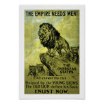Das Reich benötigt Männer! Poster