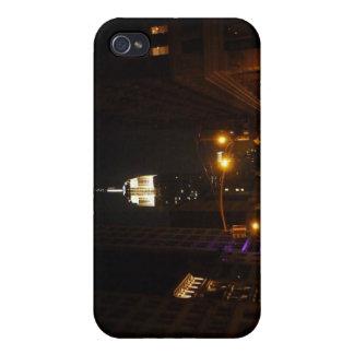 Das Reich-Staats-Gebäude nachts Hülle Fürs iPhone 4