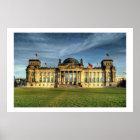Das Reichstag Poster