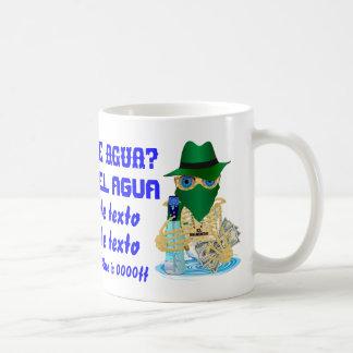 Das RIESIGE Bandit-Wasser NICHT fertigt Spanischen Kaffeetasse