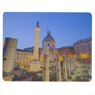 Das römische Forum in Rom Taschennotizbuch