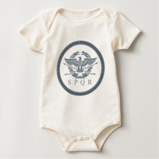 Das römische Reich Aquila Eagle Baby Strampler