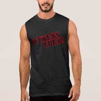Das Rot-ultra Sleeveless T - Shirt der