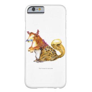 Das Rotwild-Eichhörnchen - mythische Kreuzung in Barely There iPhone 6 Hülle