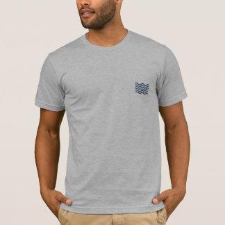 Das saubere Wasser-Initiativen-Shirt der T-Shirt