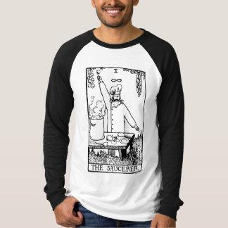 Das Saucerer Lang-Hülse Baseball-Shirt T-Shirt