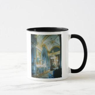 Das Schlafzimmer des Zars in den privaten Tasse