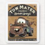 Das Schleppseil Mater Disney der Autos Mauspad