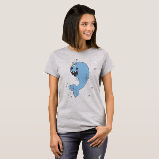 Das schöne Narwhal T-Shirt