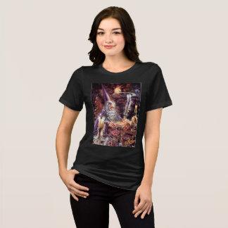 """Das schwarze Unterhemd """"sind Zauberer """" weiblicher"""