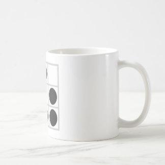 Das Segelflugzeug Kaffeetasse