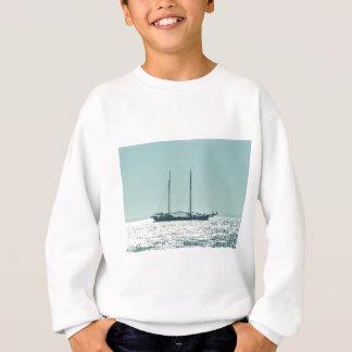 Das Segeln Barge herein The Sun Sweatshirt