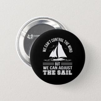 Das Segeln des schrägen Kontrollen-Winds kann Runder Button 5,7 Cm