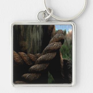 Das Seil des Seemanns Schlüsselanhänger