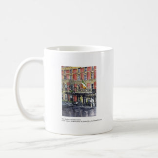 Das Shelbourne Hotel, Dublin Kaffeetasse