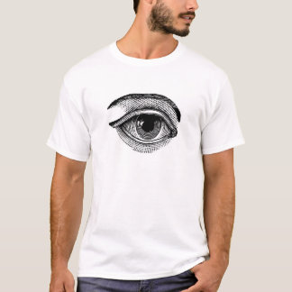 Das Shirt aller sehenden Augen-Männer