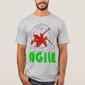 Das Shirt der beweglichen Arbeitskraft