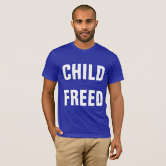 Das Shirt der KIND FREIGEGEBENEN Männer