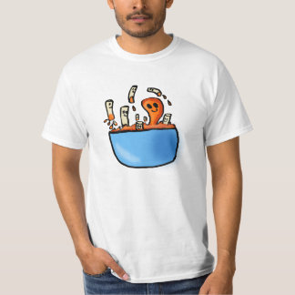 Das Shirt der Makkaroni-und Käse-Männer