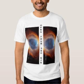 das Shirt der Männer des dritten Auges