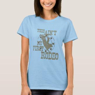 Das Shirt der Rodeo-Frauen