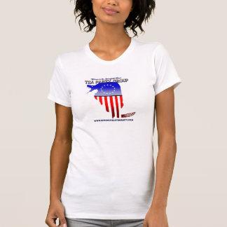 Das Shirt der Springfield-Tee-Party-Gruppen-Frauen