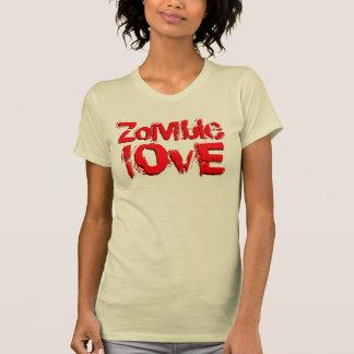 Das Shirt der Zombie-Liebe-Frauen