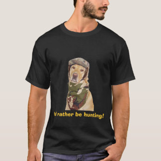 Das Shirt des Jägers