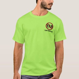 Das Shirt des Kennzeichens