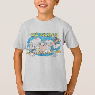 Das Shirt des US-Morgen-Gruppen-Kindes