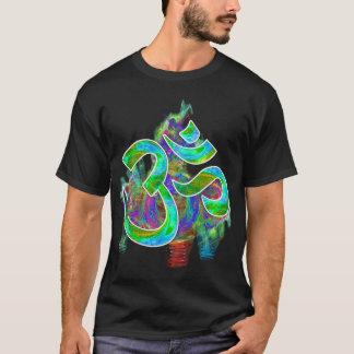Das Shirt Fraktal-OM-Männer