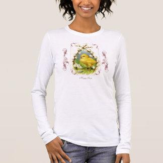 Das Shirt kleiner Küken-Ostern-Frauen