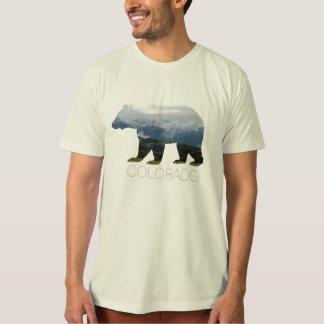 Das Shirt Männer der Colorado-Bärn-| Mountian |
