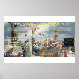 Das silberne Tor - kosmische Kreuzigung 2 Poster