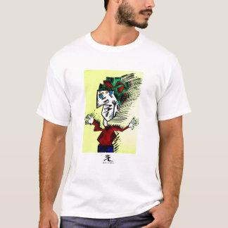 das Skimboarding ist gefährlich T-Shirt