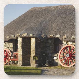 Das Skye Museum des Insel-Lebens, nahe Duntulm, Drink Untersetzer