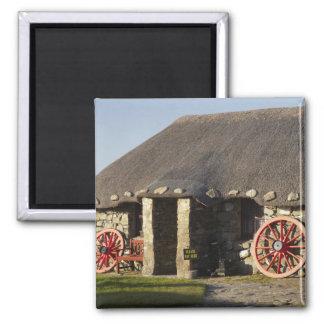 Das Skye Museum des Insel-Lebens nahe Duntulm Magnete