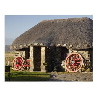 Das Skye Museum des Insel-Lebens, nahe Duntulm, Postkarten