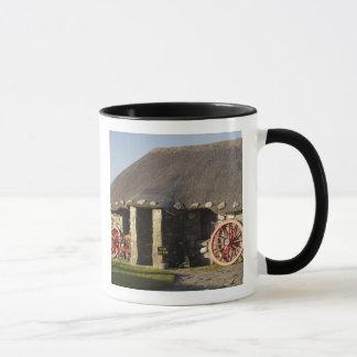 Das Skye Museum des Insel-Lebens, nahe Duntulm, Tasse