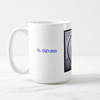 Das SL-DZ1200 der Techniken Kaffeetasse