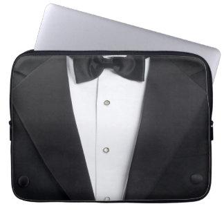 Das Smokings-Kasten-Abdeckung der Männer Laptop Sleeve Schutzhülle