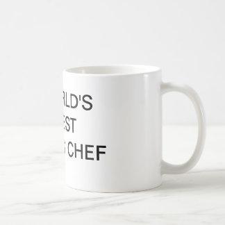 Das Sous der Welt beste Kochs-Tasse Tasse