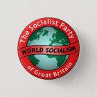 Das sozialistische Party der Runder Button 3,2 Cm