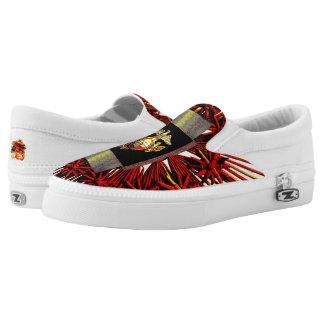 Das Staat-Marineinfanteriekorps (USMC) Slip-On Sneaker