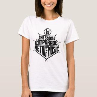 Das stählerne Hitparade von Metallmusik 2 T-Shirt