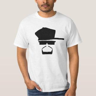 Das Standort-Weiß-T-Stück T-Shirt