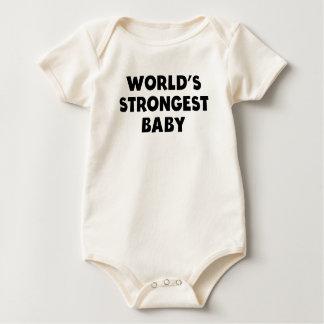 Das stärkste Baby der Welt Body