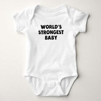 Das stärkste Baby der Welt T-shirt