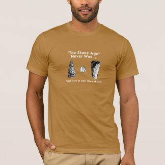 """""""Das Steinzeitalter"""" war nie… T - Shirt"""